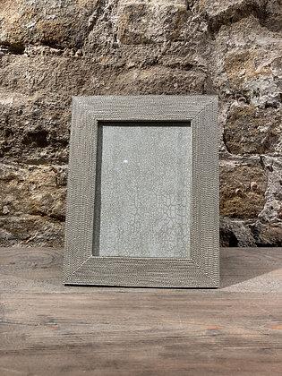 Silver 12cm x 16cm Frame