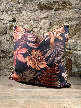 Autumn Velvet Cushion