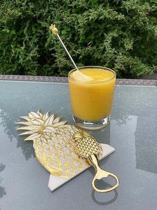 Pineapple Drinks Napkins