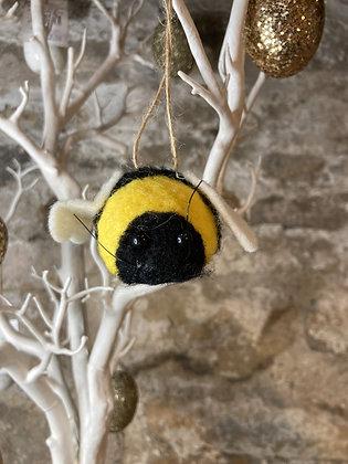 Felt Bumblebee Decoration
