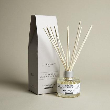 Wild Fig & Saffron Reed Diffuser Plum & Ashby