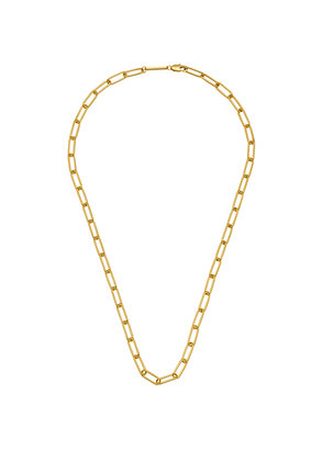 Long Link Gold Necklace EB