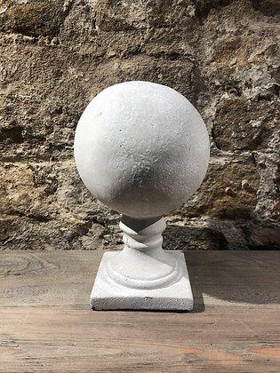 Cement Ball Finial