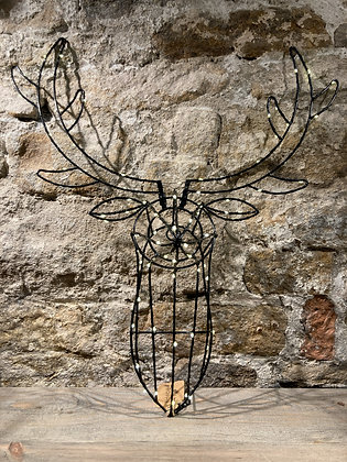 LED Wire Reindeer