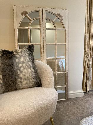 Double Window Mirrors