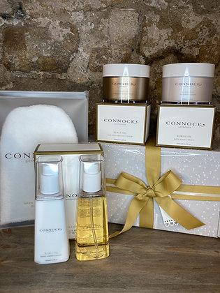 Connock London Luxury Pamper Gift Set