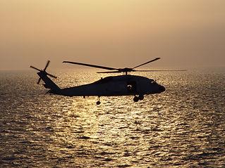 SH-60 Flying