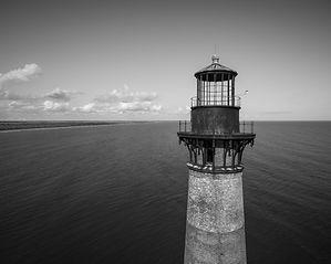 Folly Beach SC Lighthouse