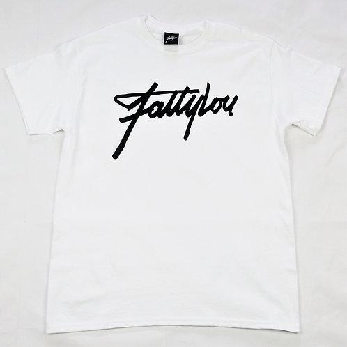 Signature T-shirt White