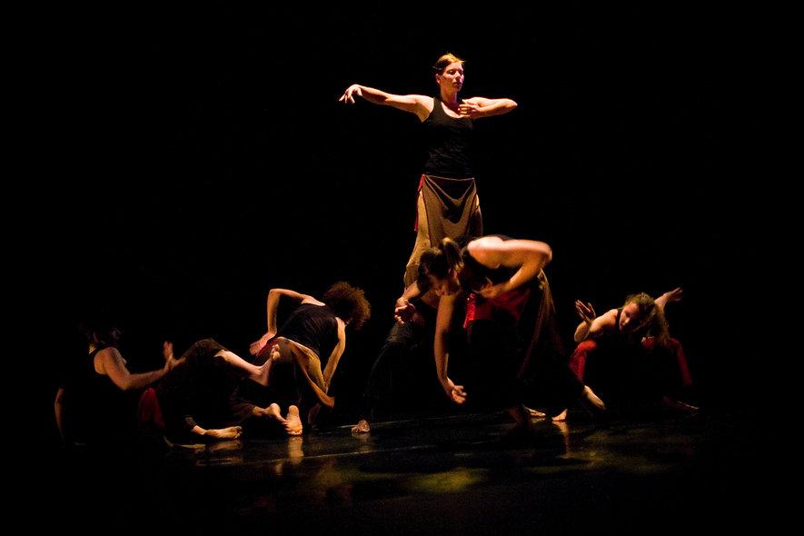 NAfro Dance, photo by Colin Vandenberg (
