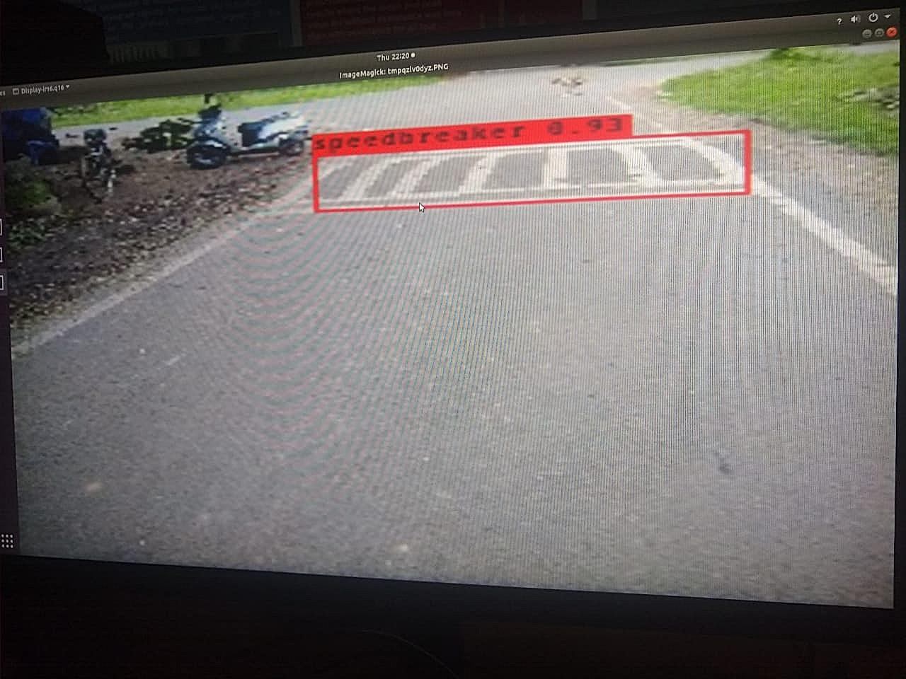 Instance Segmentation - Road