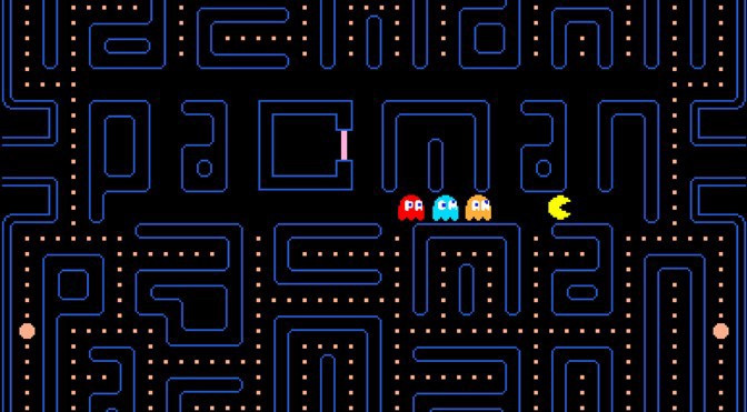 Pac-Man Gameplay