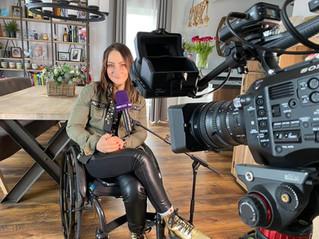 Interview Kristina Vogel in Erfurt für BeINsports