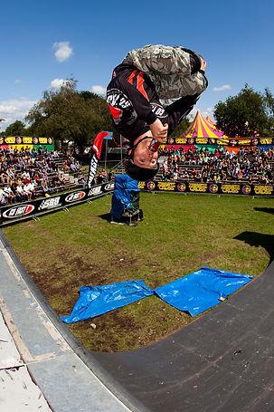 Halfpipe, skateshows.nl, Tio Eerhart, Zwarte Cross