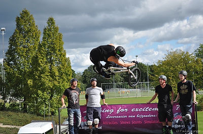 Halfpipe, skateshows.nl, Daniel Wedermeyer