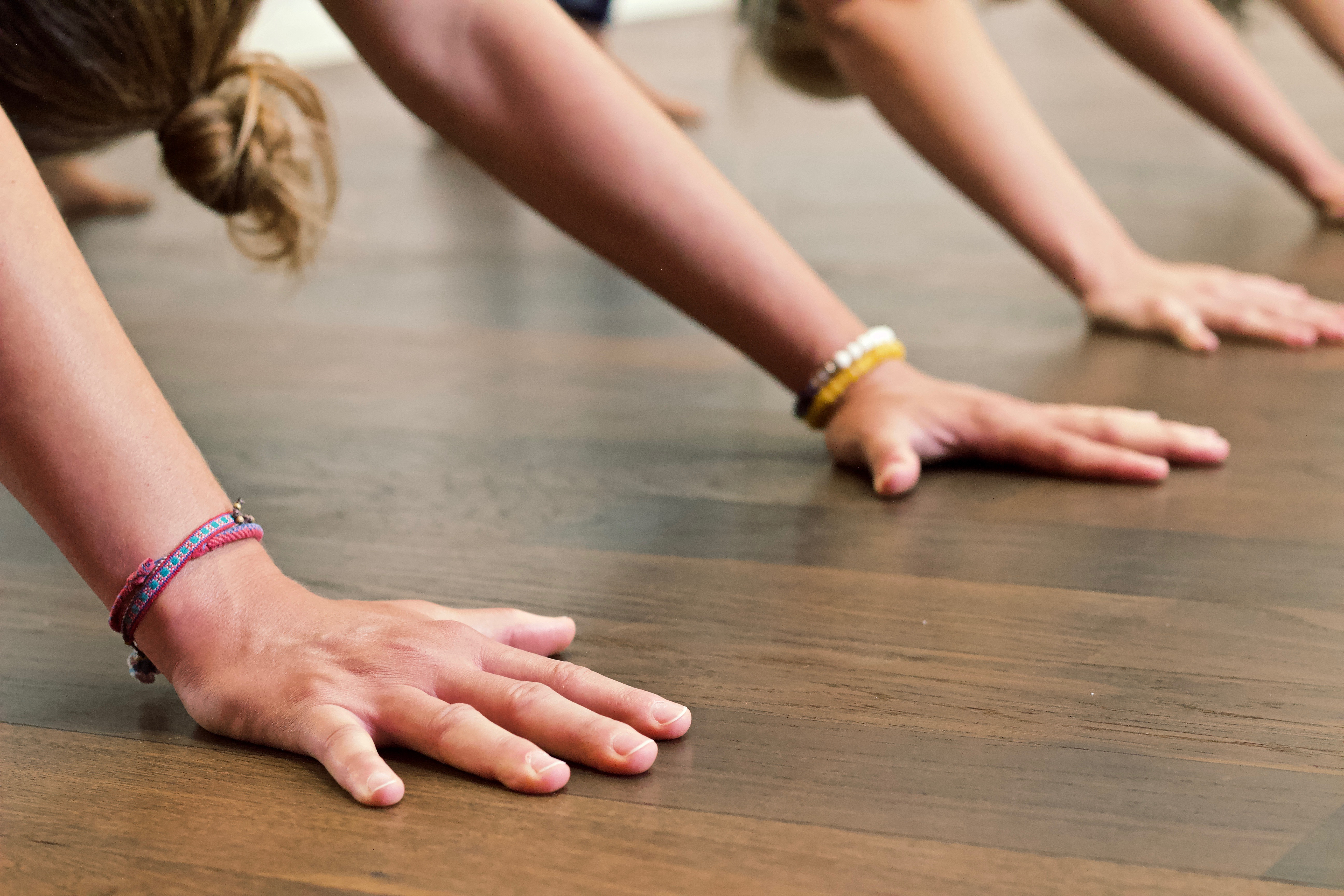 Saturday Morning Online Yoga