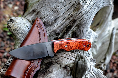 W2 Hunter with Hamon and Box Elder Burl