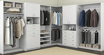 Wardrobes and Closets