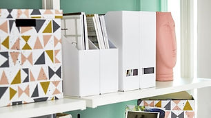 Paper and Media Organizers
