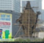 Manila Bamboo Scaffolding