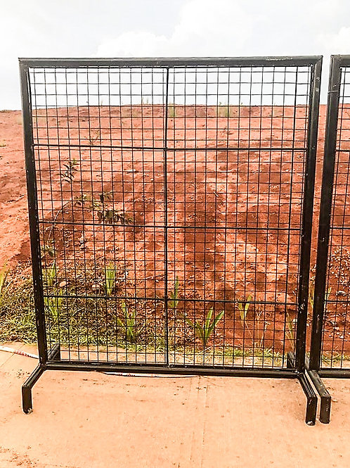 Bazaar Welded Wire Mesh Barricade (6FT x 5FT)
