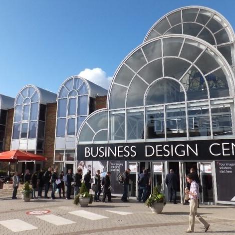 Pop Up Vintage - Islington Business Design Centre