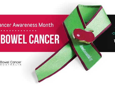 Bowel Cancer Awareness Month - How to get involved!