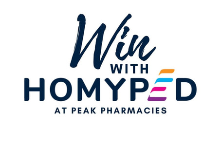 WIN WITH HOMYPED!