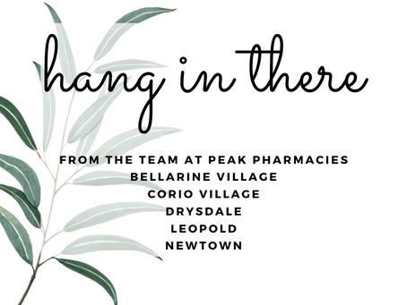 New opening hours and routines due to Covid-19