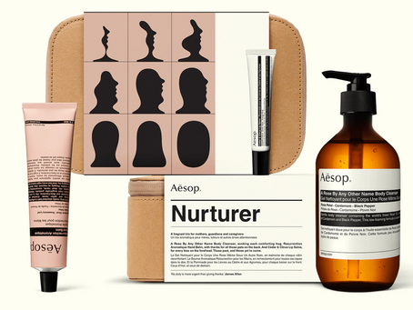 LIMITED EDITION AESOP GIFT KIT - THE NURTURER