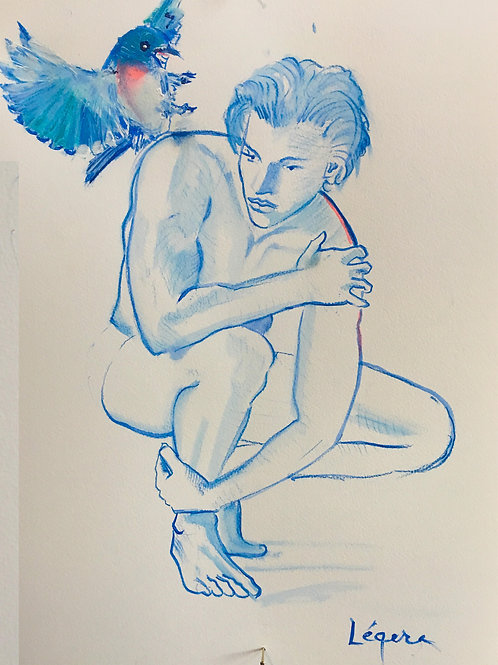 Blue Lorezo