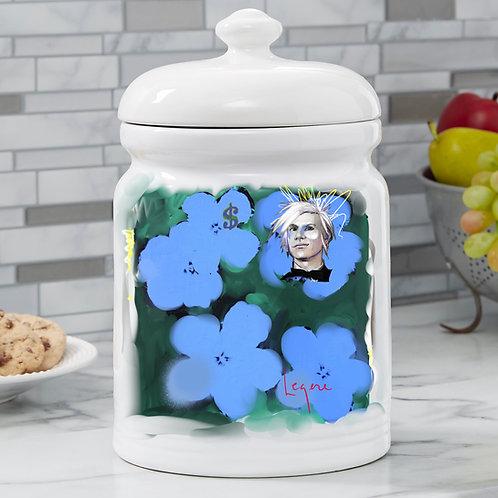 Andy Warhol Cookie Jar