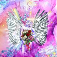 Solstice Angel  8 x 10