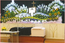 キリスト教葬儀・東京