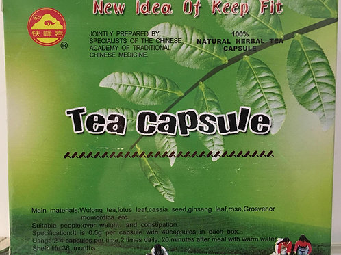 Slim Tea Capsule