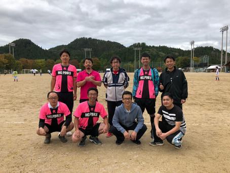 〜第23回岐阜ブロックサッカー大会in高山〜