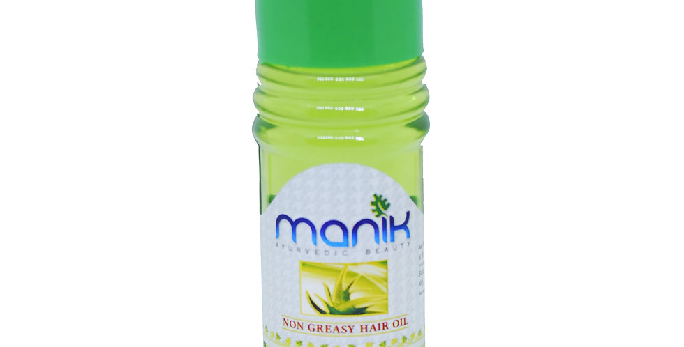 Non Greasy Hair Oil