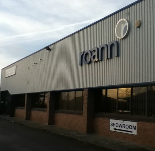 Business growth at Roann