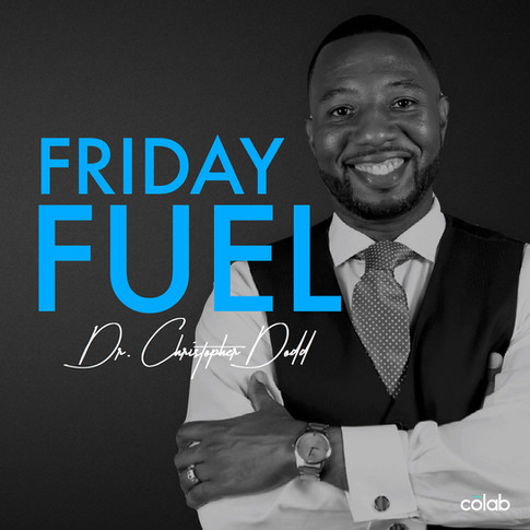 FRIDAY FUEL Podcast