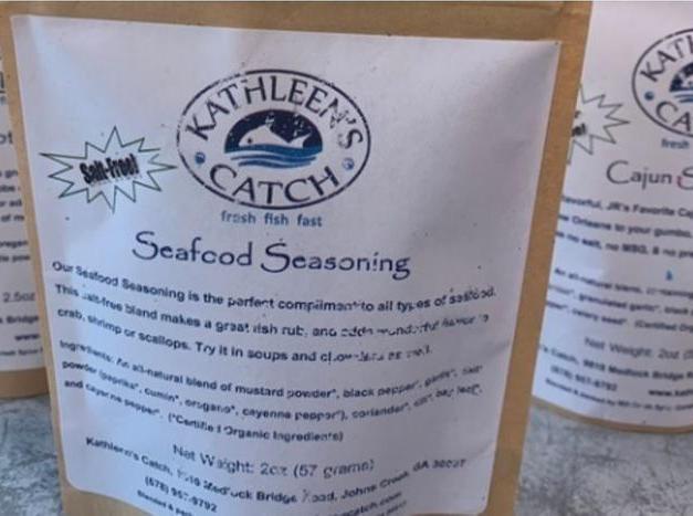 Kathleen's Catch Special Seasonings