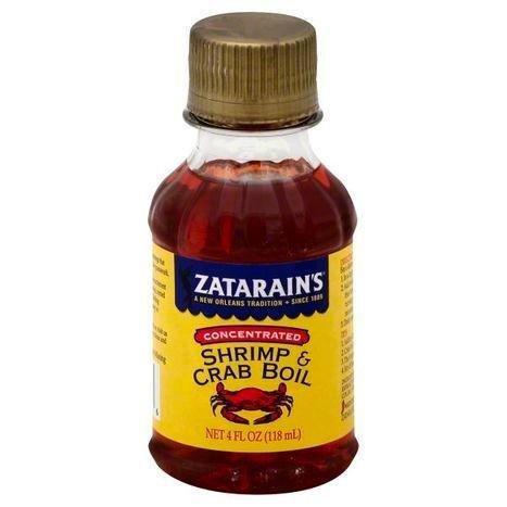 Zatarains Shrimp & Crab Boil