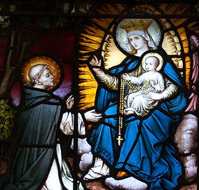 Carlow_Cathedral_St_Dominic_Receives_the