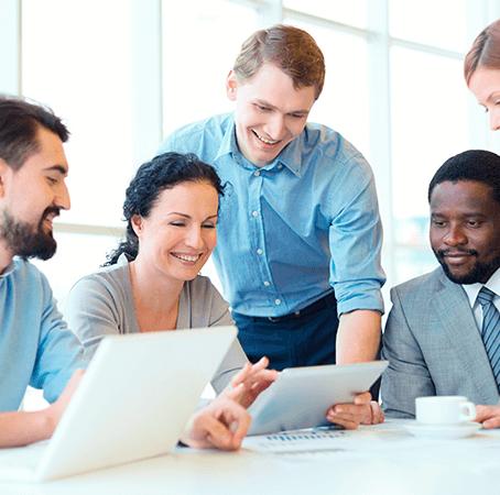 El arte de colaborar en equipo