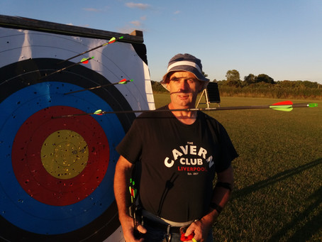 Robin Hood at Six Gold End
