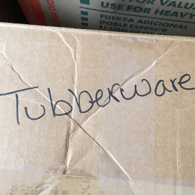Tubberware_ Who packed this_