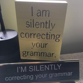 Happy National Grammar Day!