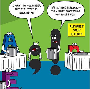 Happy National Punctuation Day!