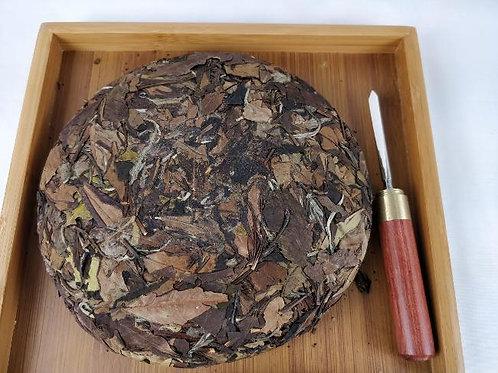 Aged Shou Mei Cake - White Tea