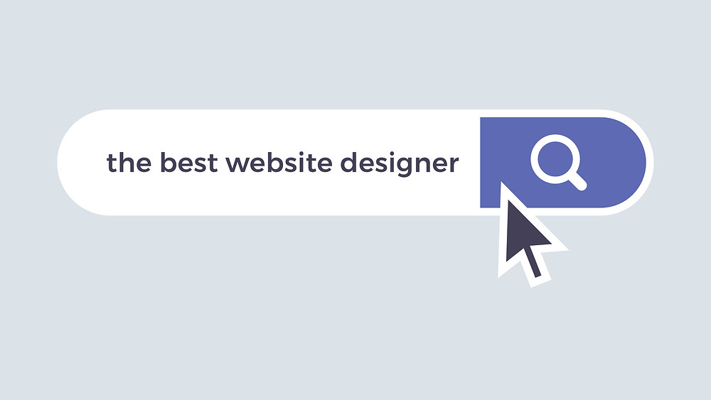 search bar for the best website designer yewebs blog