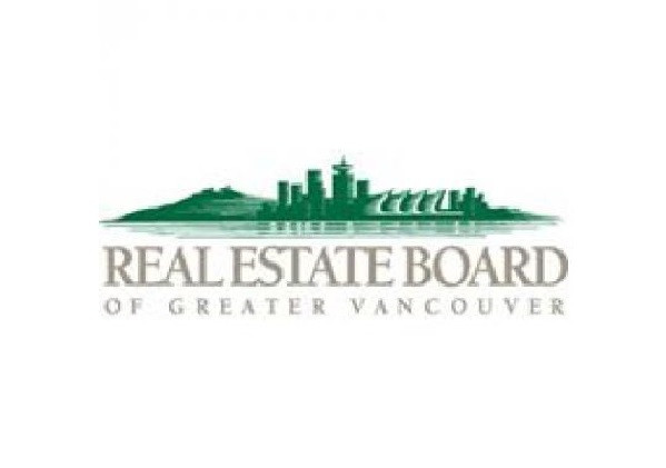 November 2019 Stats - logo - The Real Estate Board of Greater Vancouver